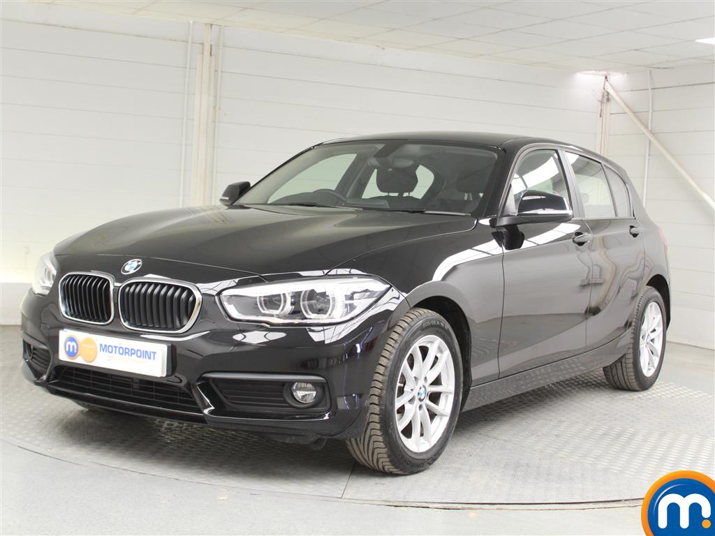 BMW 1 Series SE Business - Stock Number 1030720 Passenger side front corner