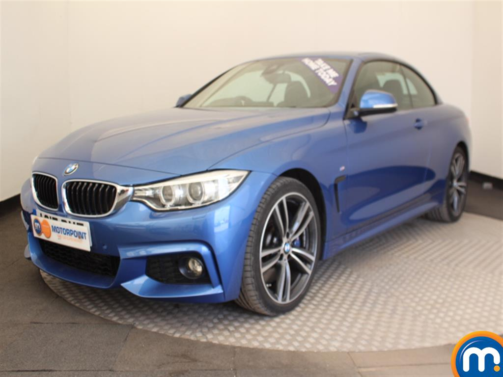 BMW 4 Series M Sport - Stock Number (1036930) - Passenger side front corner