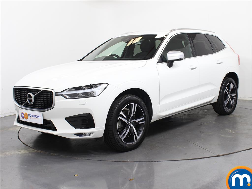 Volvo Xc60 R DESIGN - Stock Number (1035204) - Passenger side front corner