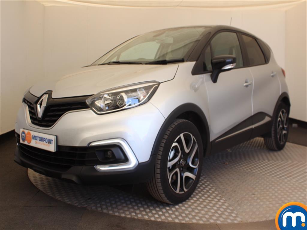 Renault Captur Iconic - Stock Number 1038512 Passenger side front corner