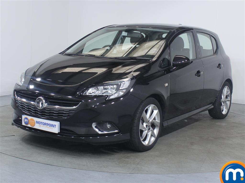 Vauxhall Corsa SRi Vx-line - Stock Number 1038231 Passenger side front corner
