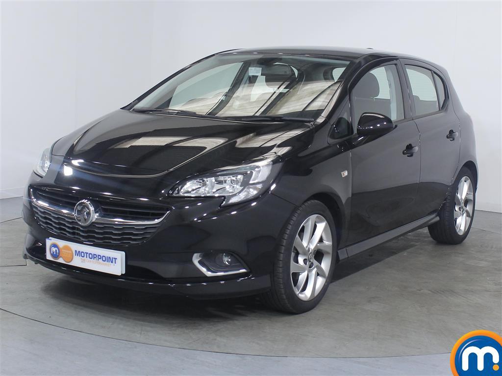 Vauxhall Corsa SRi Vx-line - Stock Number 1038233 Passenger side front corner