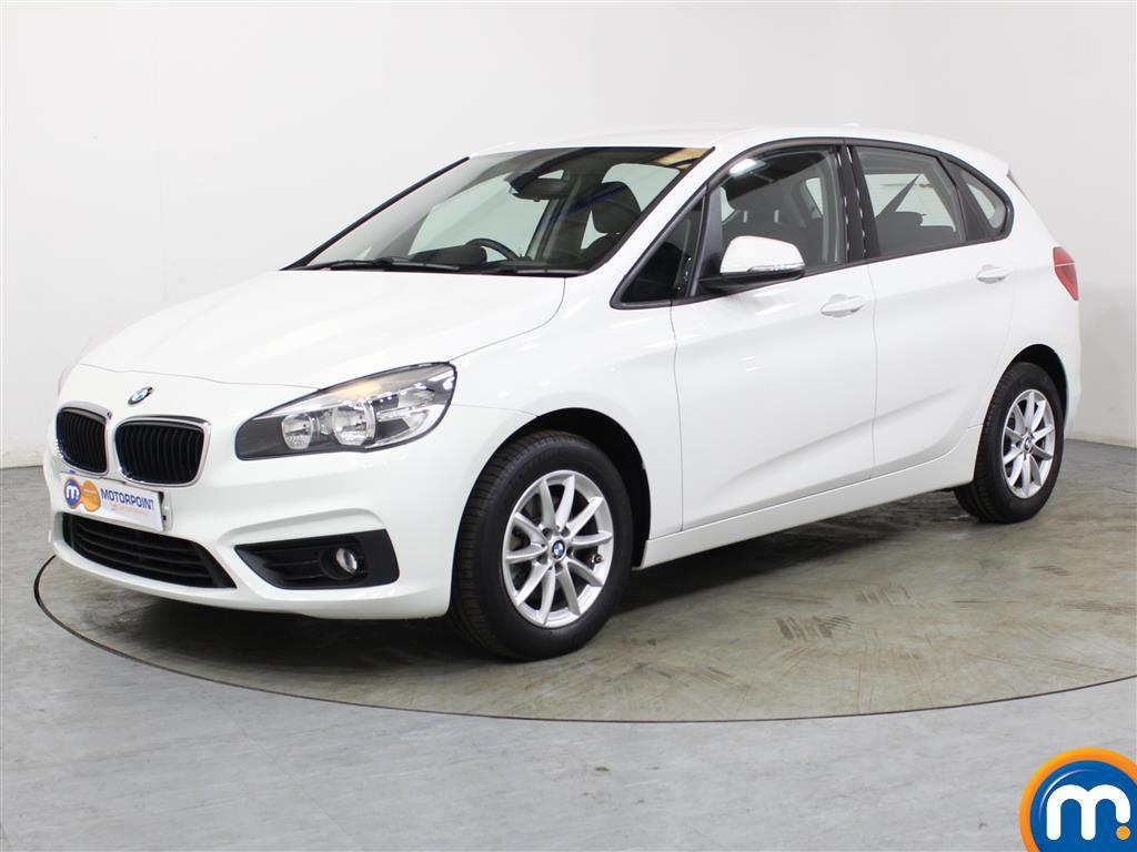 BMW 2 Series SE - Stock Number (1032534) - Passenger side front corner