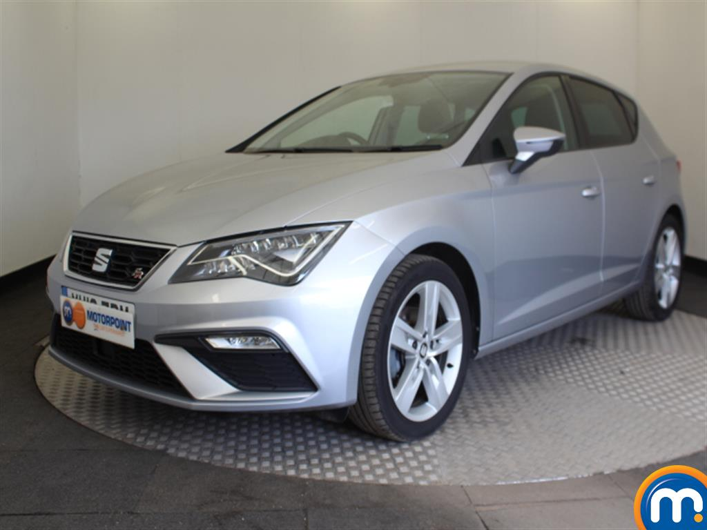 Seat Leon FR Technology - Stock Number (1037892) - Passenger side front corner