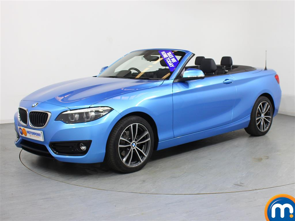 BMW 2 Series Sport - Stock Number (1036734) - Passenger side front corner