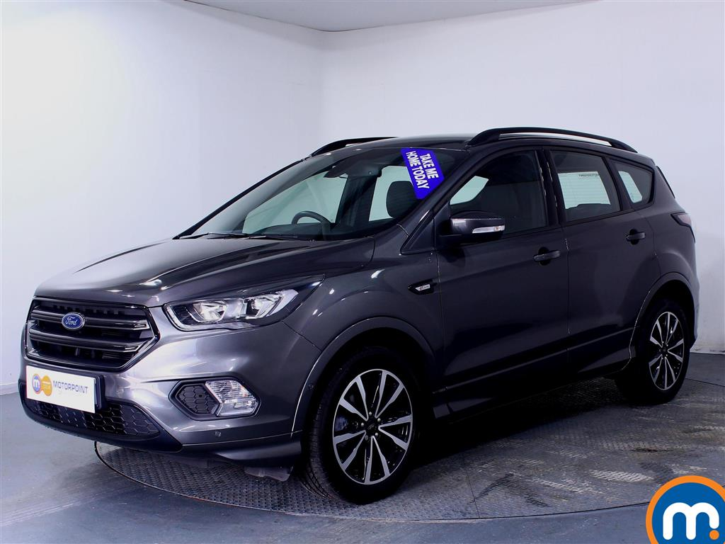Used Ford Cars For Sale Motorpoint