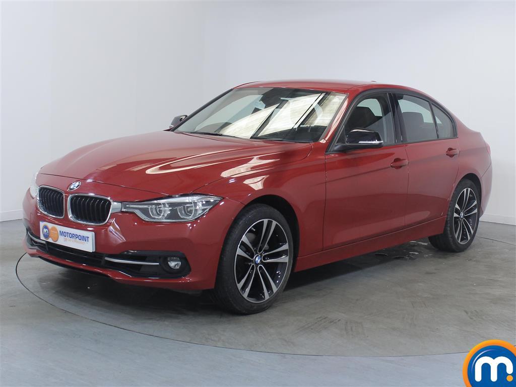 BMW 3 Series Sport - Stock Number (1037912) - Passenger side front corner