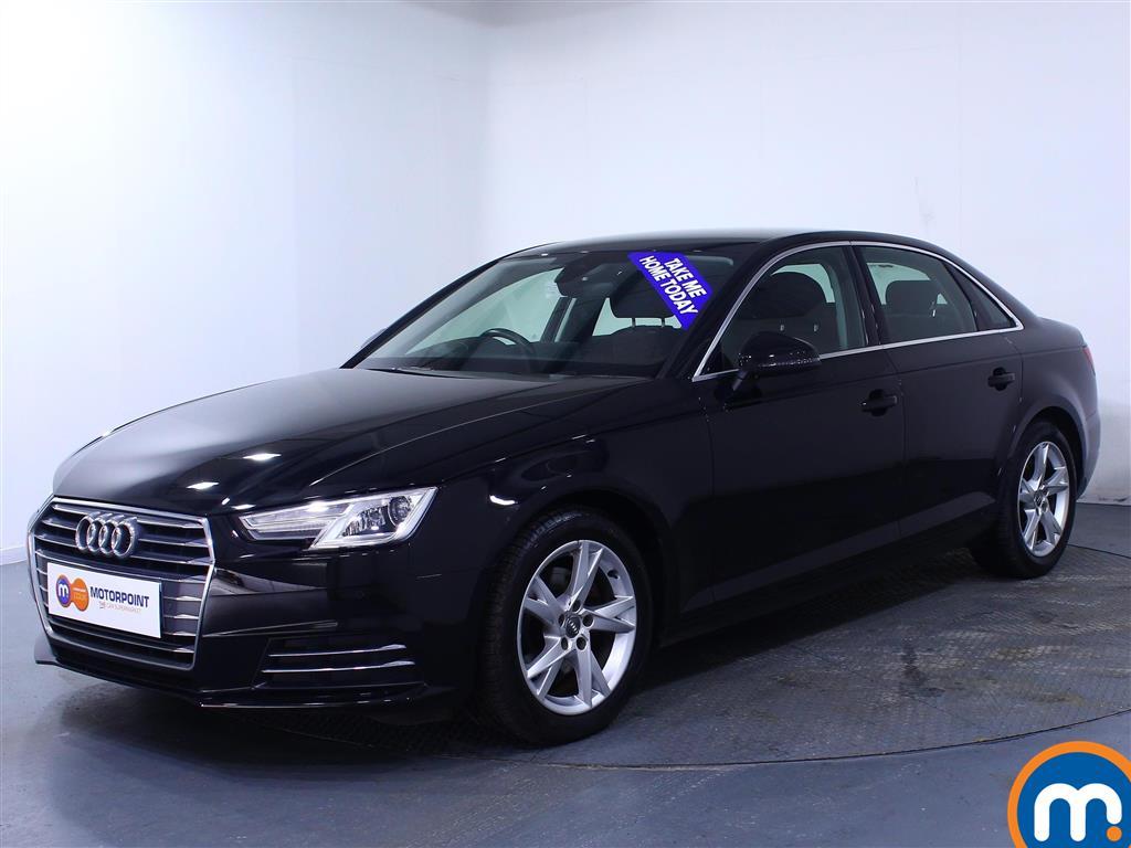 Audi A4 SE - Stock Number 1030810 Passenger side front corner