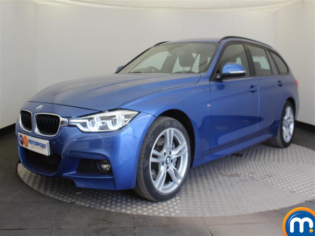 BMW 3 Series M Sport - Stock Number (1036627) - Passenger side front corner
