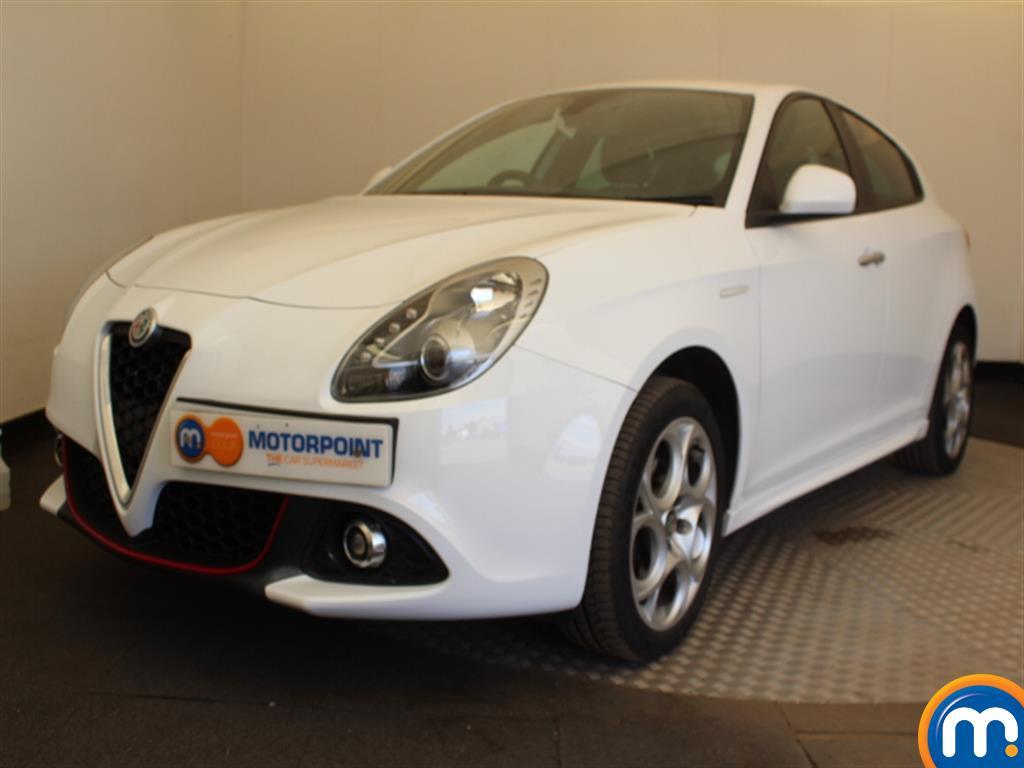 Alfa Romeo Giulietta Sport - Stock Number (1035227) - Passenger side front corner