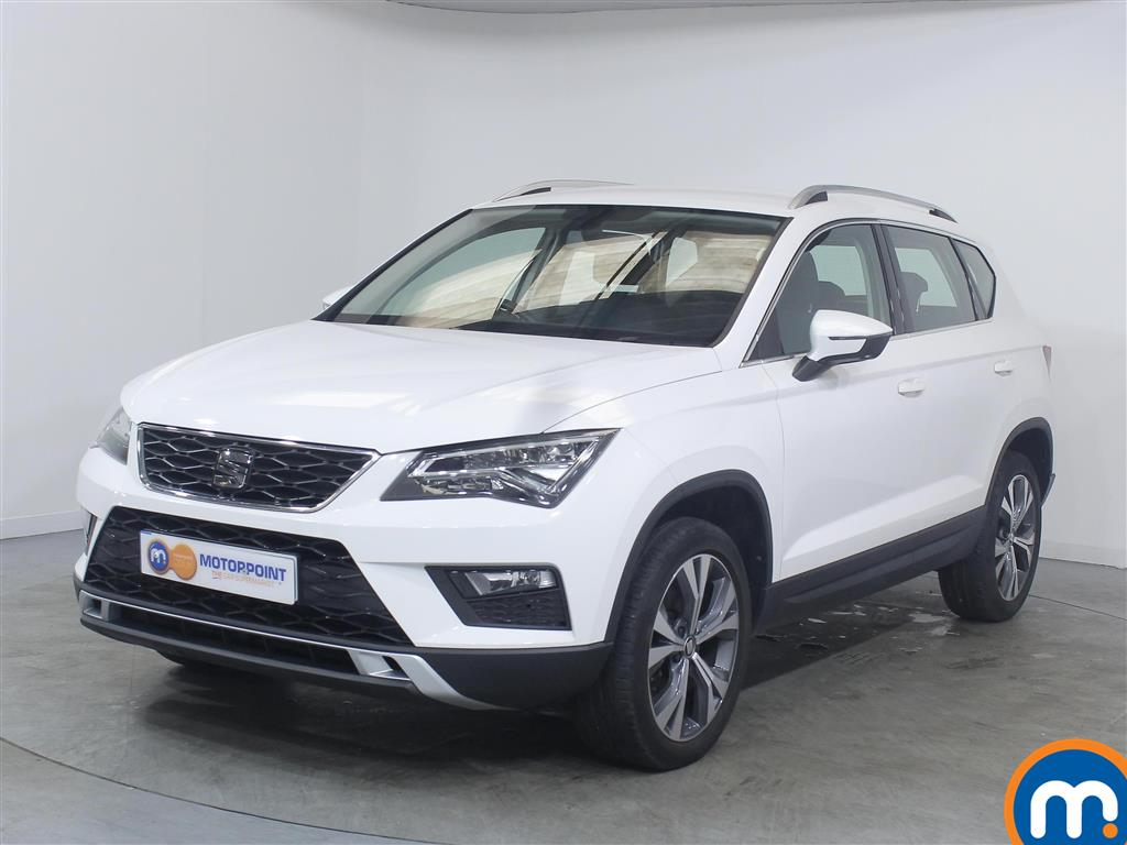 Seat Ateca SE Technology - Stock Number 1037816 Passenger side front corner