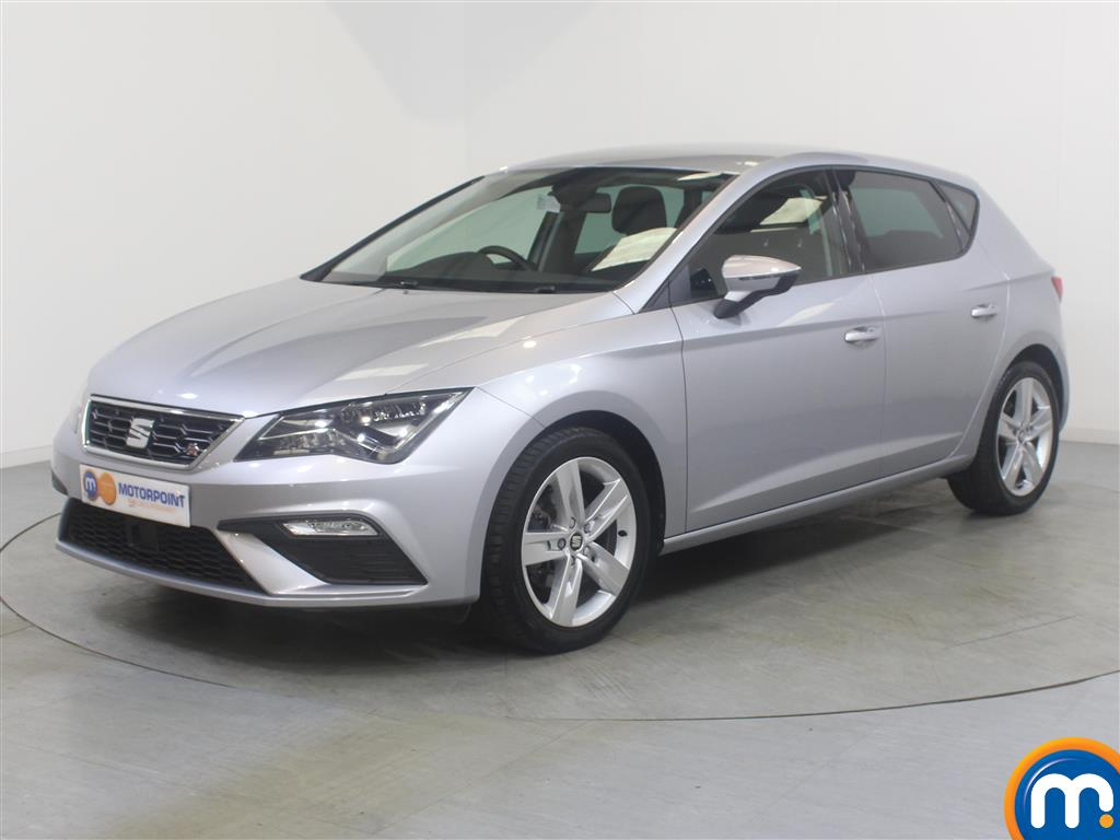 Seat Leon FR Technology - Stock Number (1037831) - Passenger side front corner