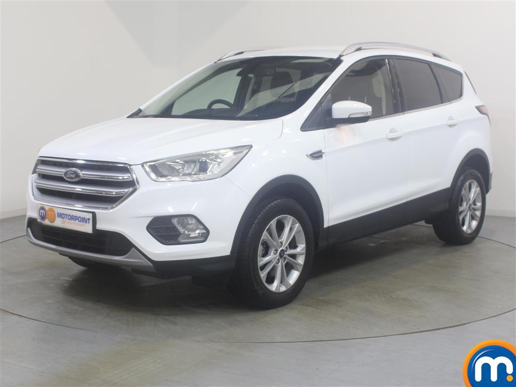 Ford Kuga Titanium - Stock Number (1035799) - Passenger side front corner