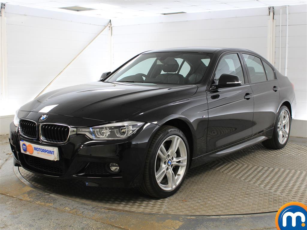 BMW 3 Series M Sport - Stock Number 1038855 Passenger side front corner