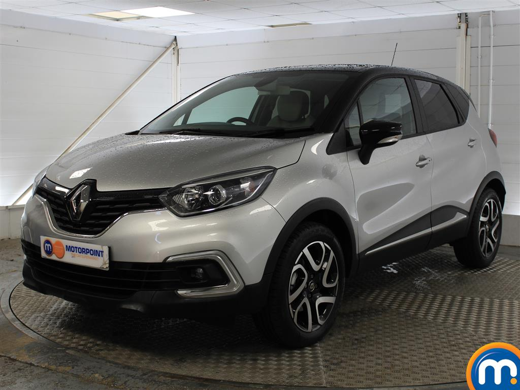 Renault Captur Iconic - Stock Number (1038510) - Passenger side front corner
