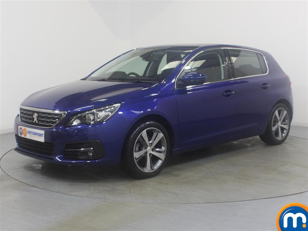 Peugeot 308 Allure - Stock Number (1038325) - Passenger side front corner