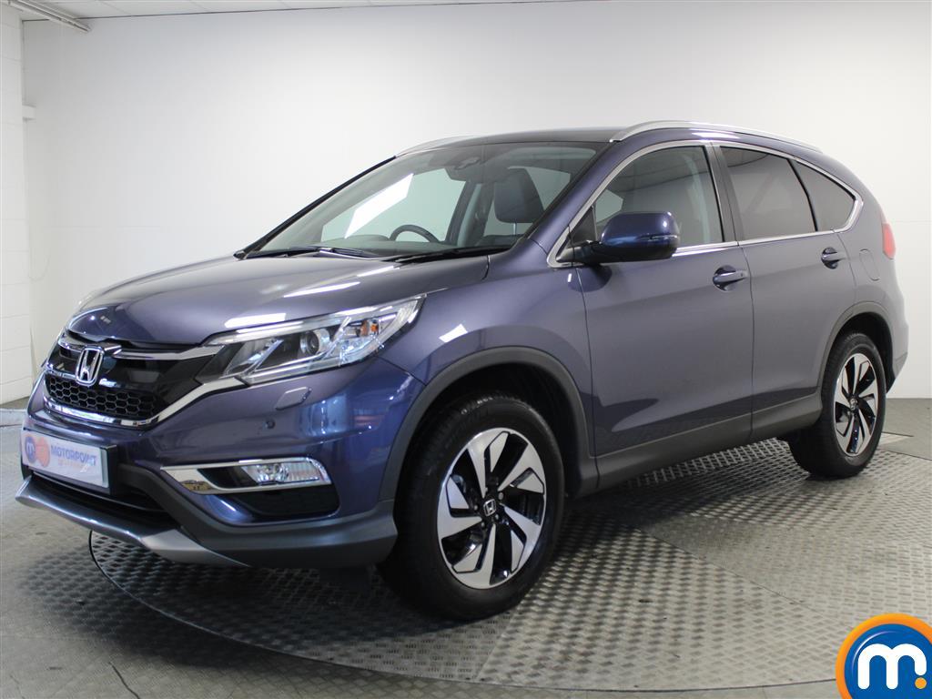 Honda Cr-V EX - Stock Number (1036589) - Passenger side front corner