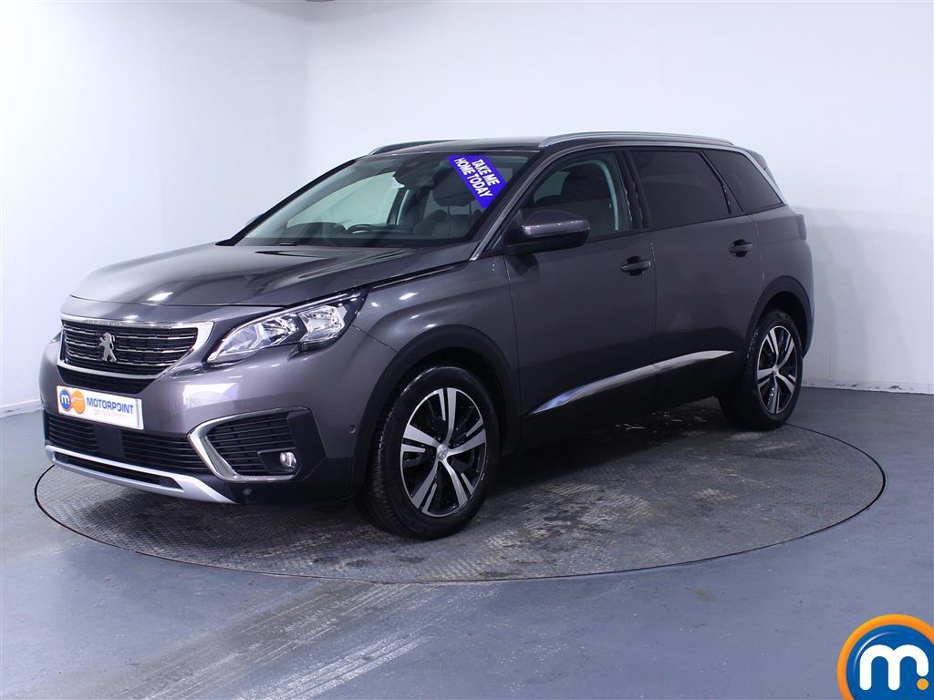 Peugeot 5008 Allure - Stock Number (1036083) - Passenger side front corner