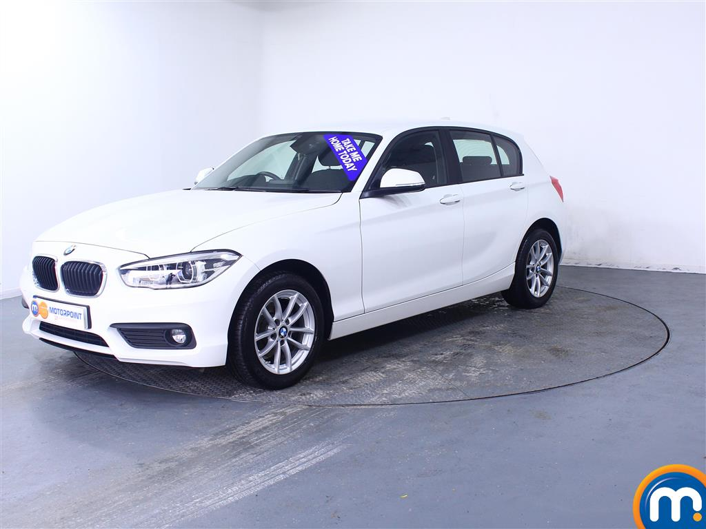 BMW 1 Series SE Business - Stock Number (1039971) - Passenger side front corner