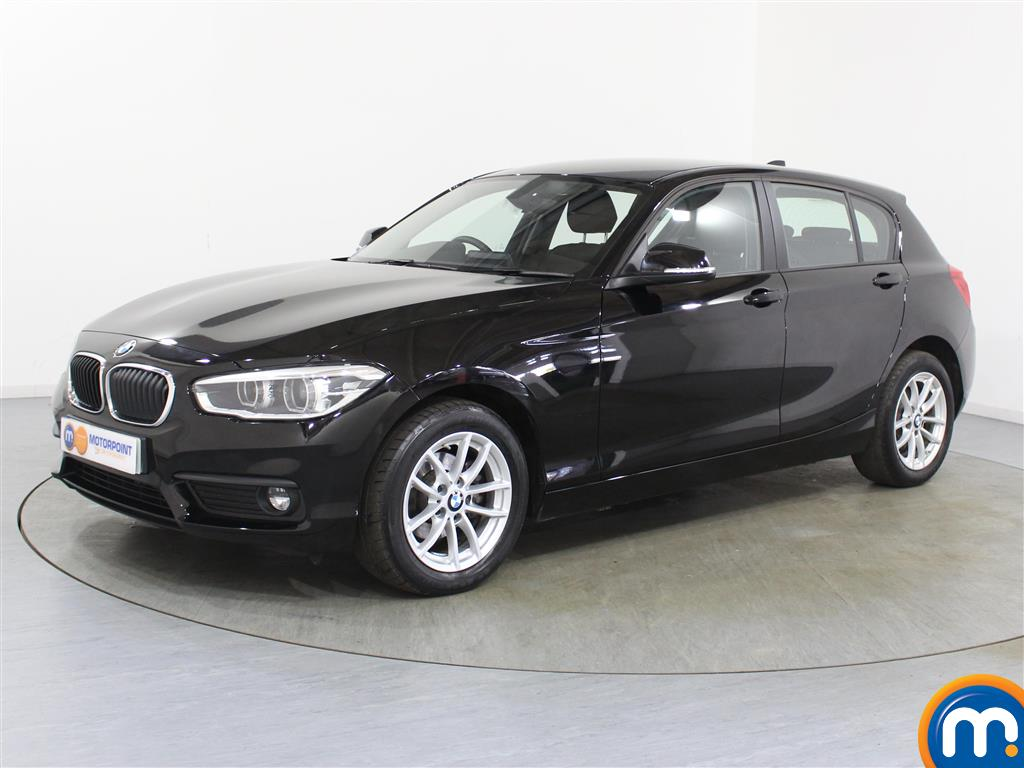 BMW 1 Series SE Business - Stock Number (1032583) - Passenger side front corner