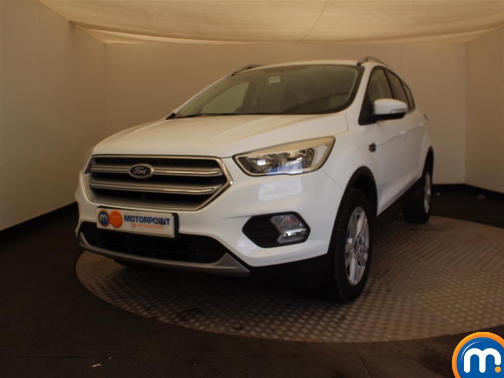Ford Kuga Zetec - Stock Number 1034699 Passenger side front corner
