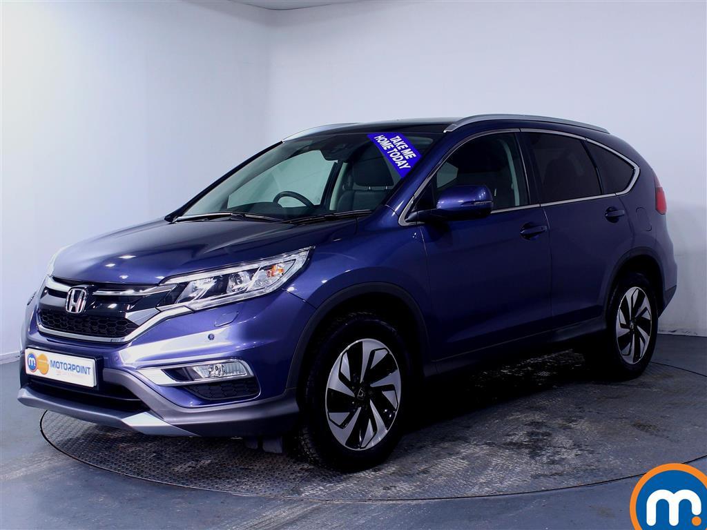 Honda Cr-V EX - Stock Number 1036548 Passenger side front corner