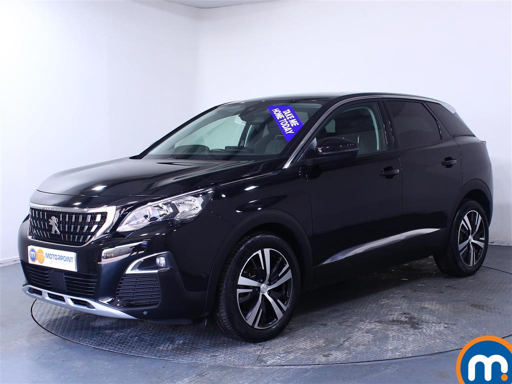 Peugeot 3008 Allure - Stock Number (1032068) - Passenger side front corner