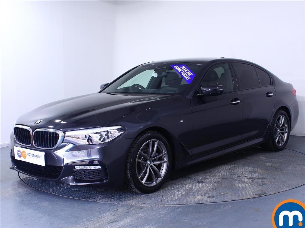 BMW 5 Series M Sport - Stock Number (1036683) - Passenger side front corner