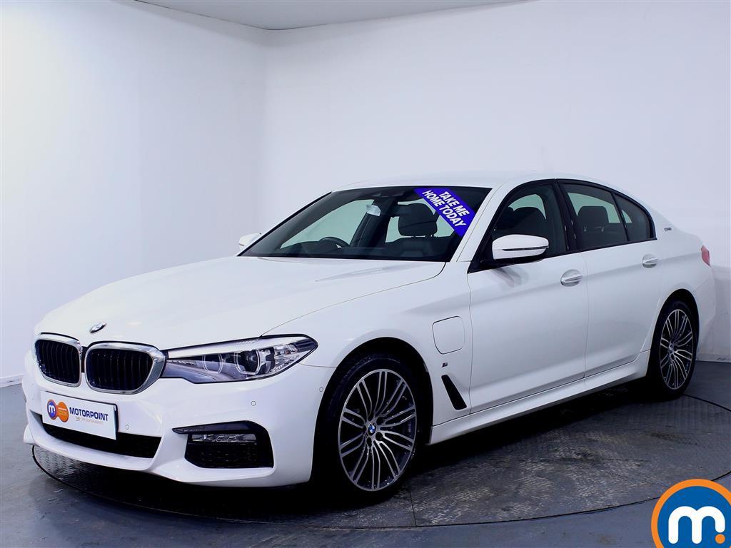 BMW 5 Series M Sport - Stock Number (1030861) - Passenger side front corner