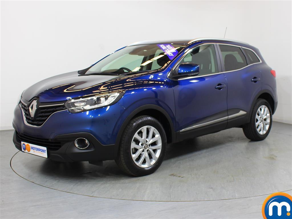 Renault Kadjar Dynamique Nav - Stock Number 1033340 Passenger side front corner