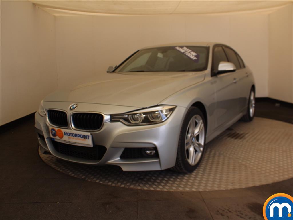 BMW 3 Series M Sport - Stock Number (1037588) - Passenger side front corner