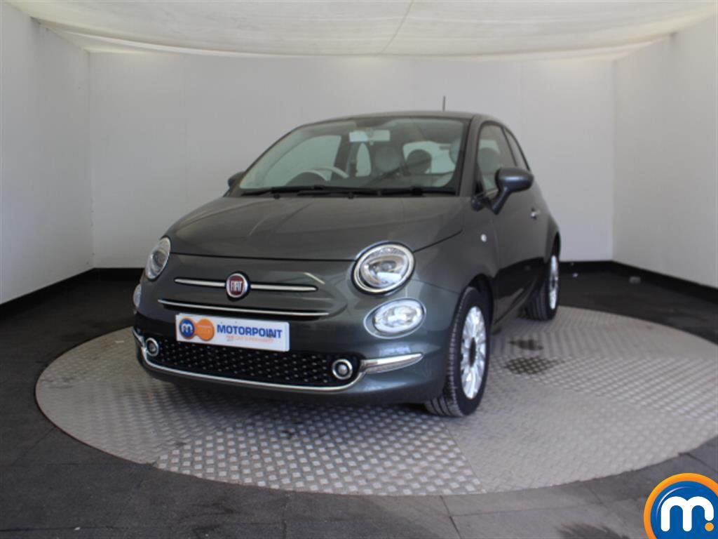 Fiat 500 Lounge - Stock Number (1039360) - Passenger side front corner