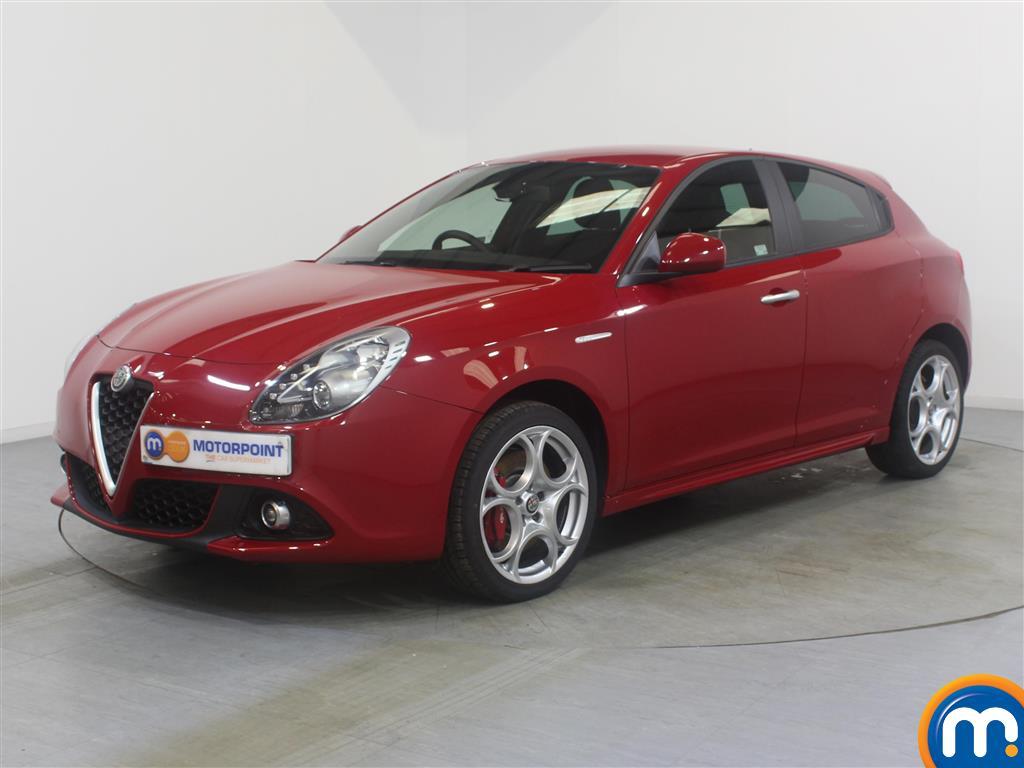 Alfa Romeo Giulietta Sport - Stock Number 1035217 Passenger side front corner