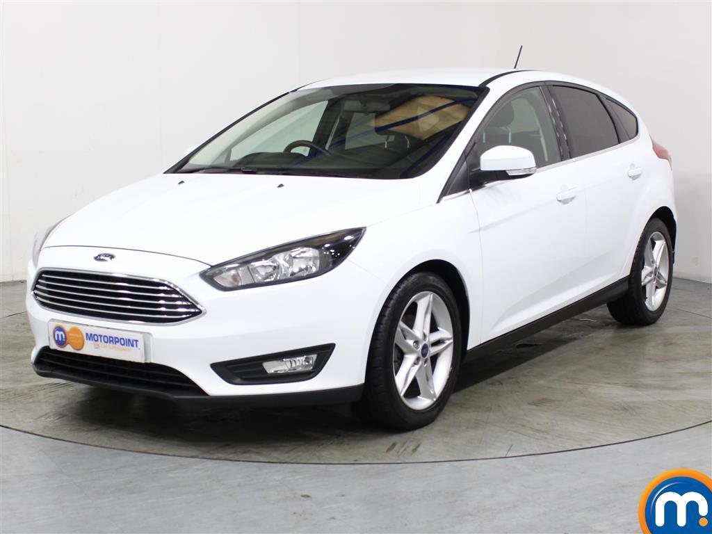 Ford Focus Zetec Edition - Stock Number (1031053) - Passenger side front corner