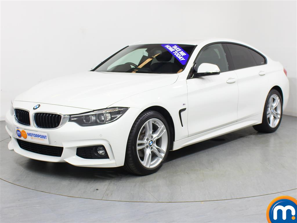 BMW 4 Series M Sport - Stock Number (1036698) - Passenger side front corner