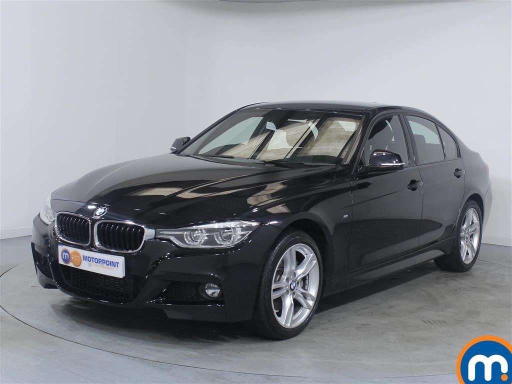 BMW 3 Series M Sport - Stock Number (1039852) - Passenger side front corner