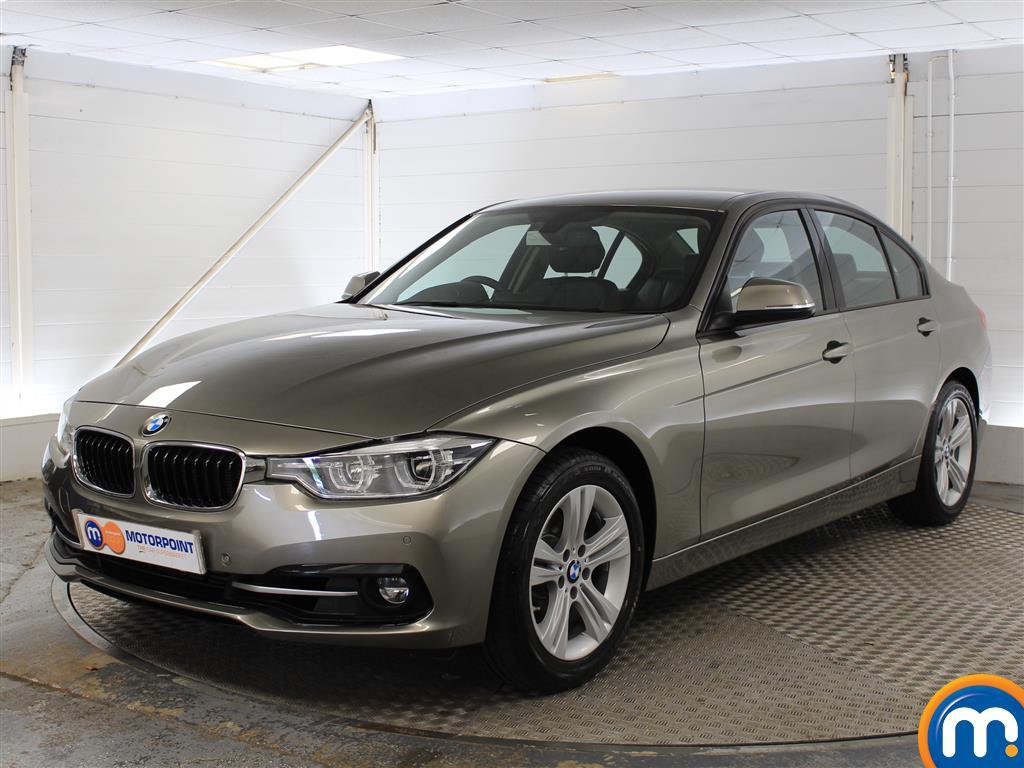 BMW 3 Series Sport - Stock Number (1040630) - Passenger side front corner