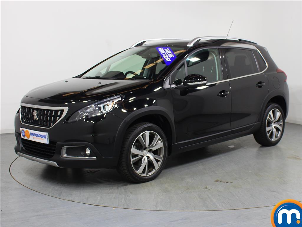 Peugeot 2008 Allure - Stock Number (1029672) - Passenger side front corner
