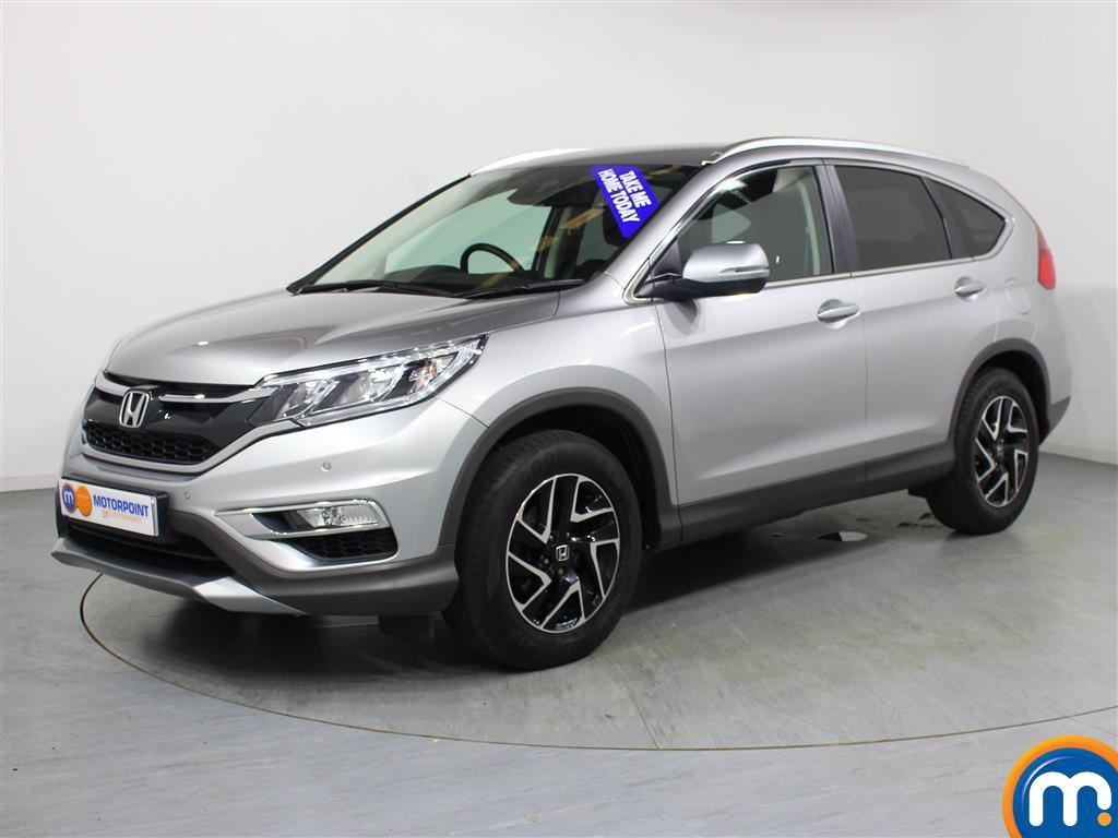 Honda Cr-V SE Plus - Stock Number (1025856) - Passenger side front corner