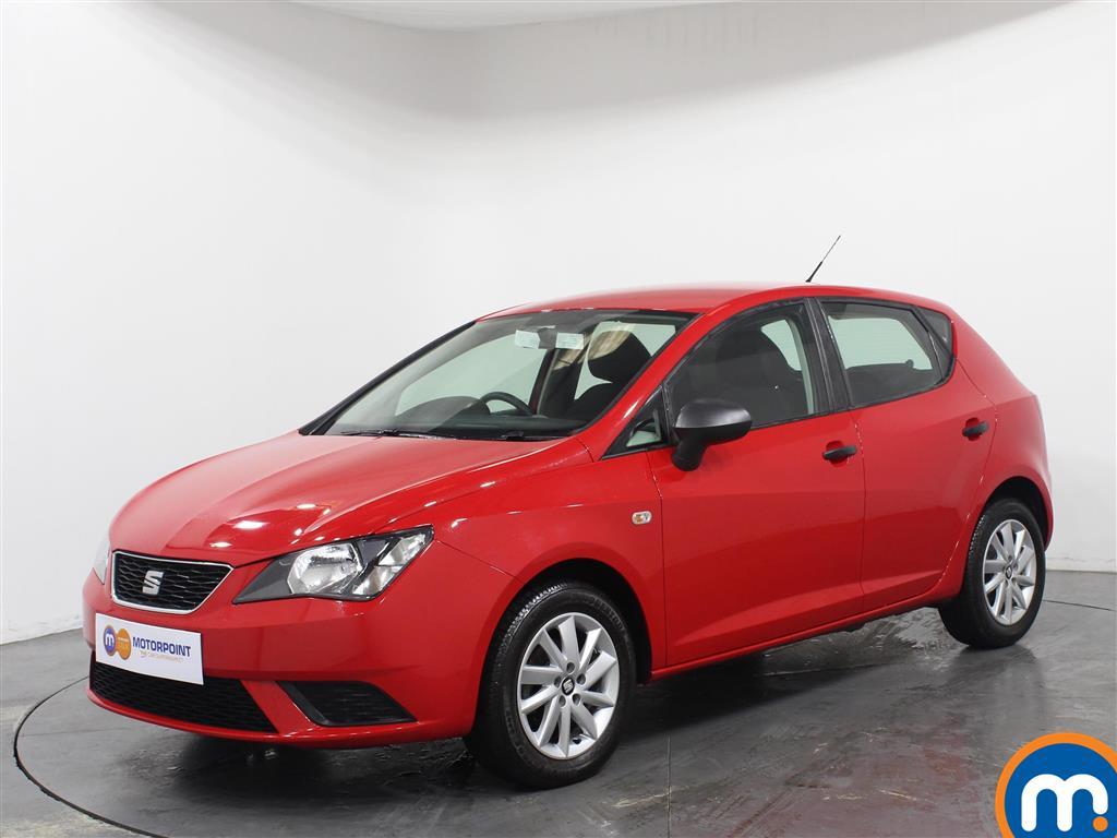 Seat Ibiza Sol - Stock Number (1027042) - Passenger side front corner