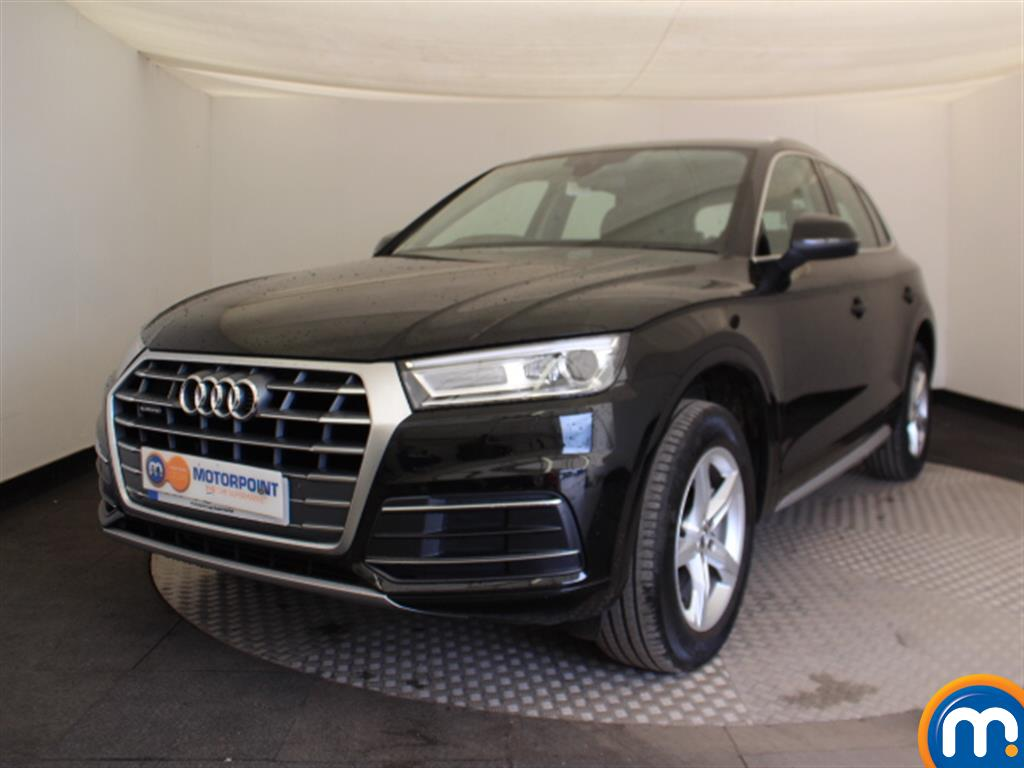 Audi Q5 Sport - Stock Number (1029560) - Passenger side front corner