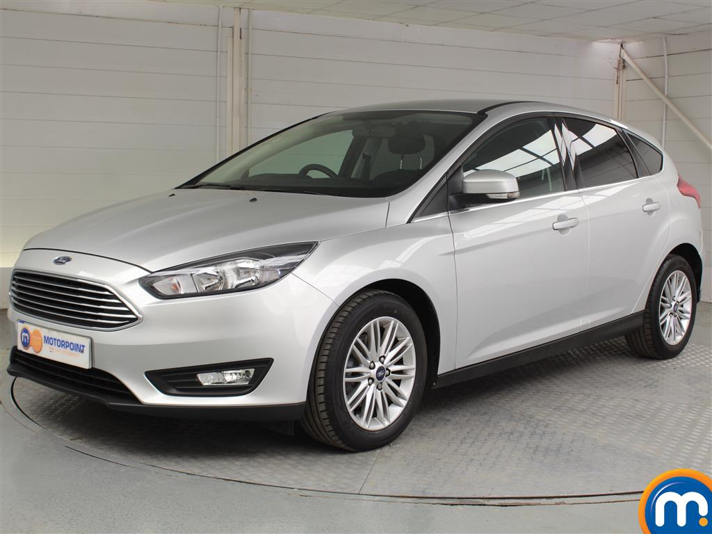 Ford Focus Zetec Edition - Stock Number (1031253) - Passenger side front corner