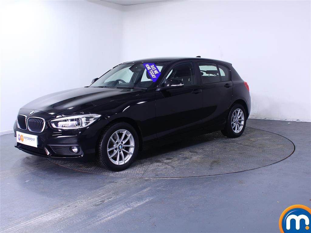 BMW 1 Series SE Business - Stock Number 1037948 Passenger side front corner