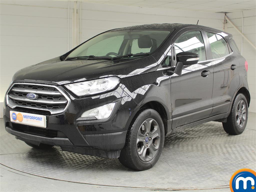 Ford Ecosport Zetec - Stock Number (1039209) - Passenger side front corner