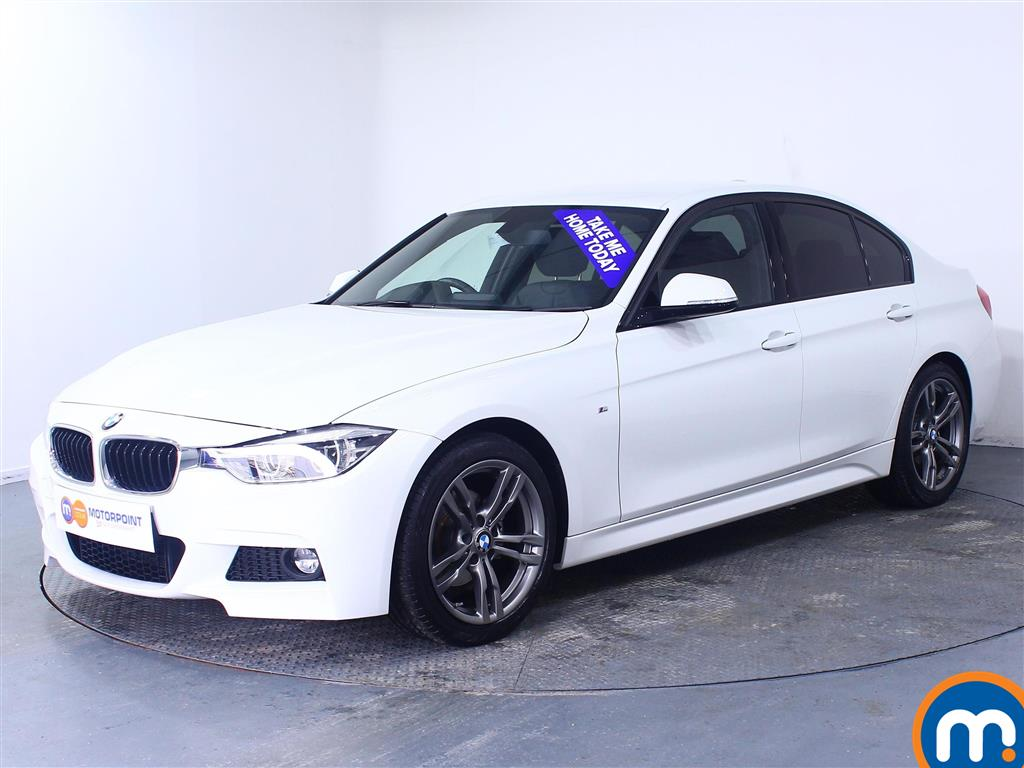 BMW 3 Series M Sport - Stock Number 1036437 Passenger side front corner