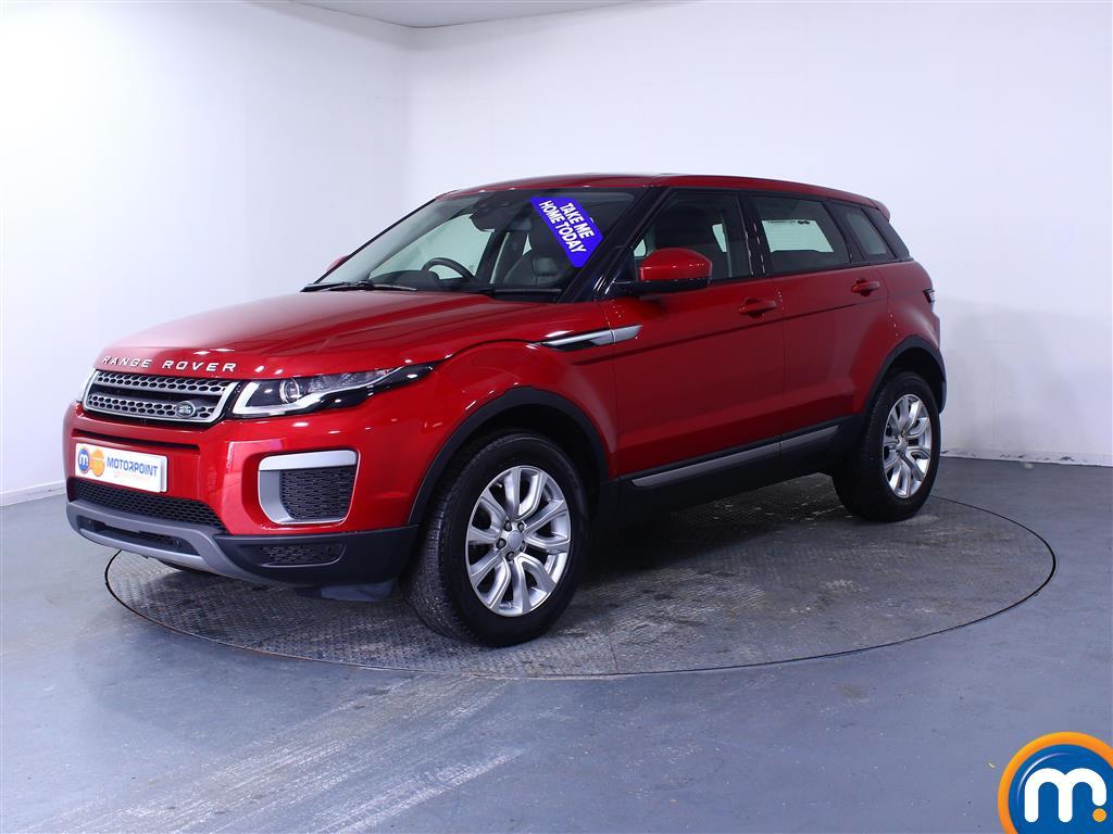 Land Rover Range Rover Evoque SE - Stock Number (1040137) - Passenger side front corner