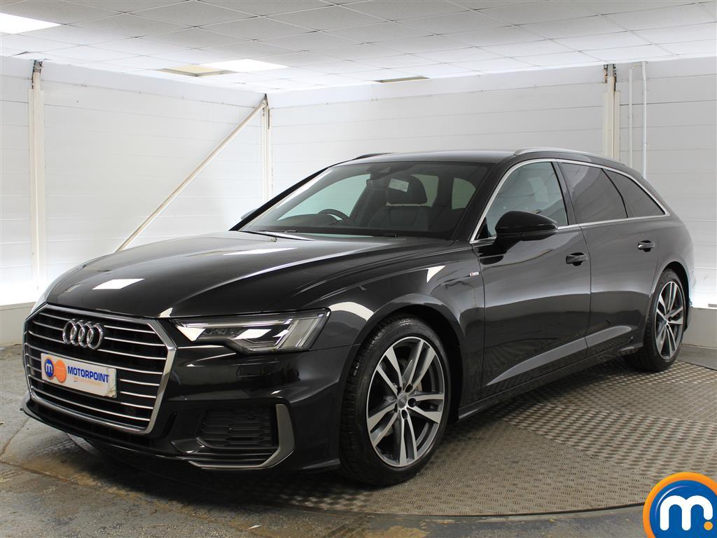 Audi A6 S Line - Stock Number (1039913) - Passenger side front corner
