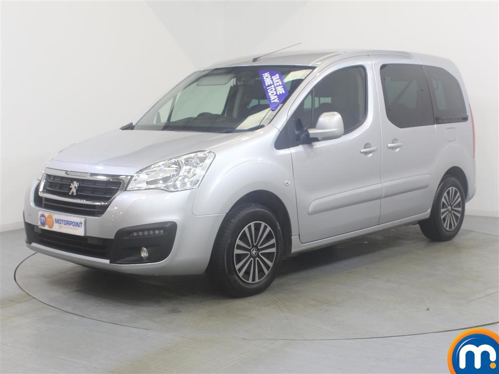 Peugeot Partner Tepee Active - Stock Number (1035953) - Passenger side front corner