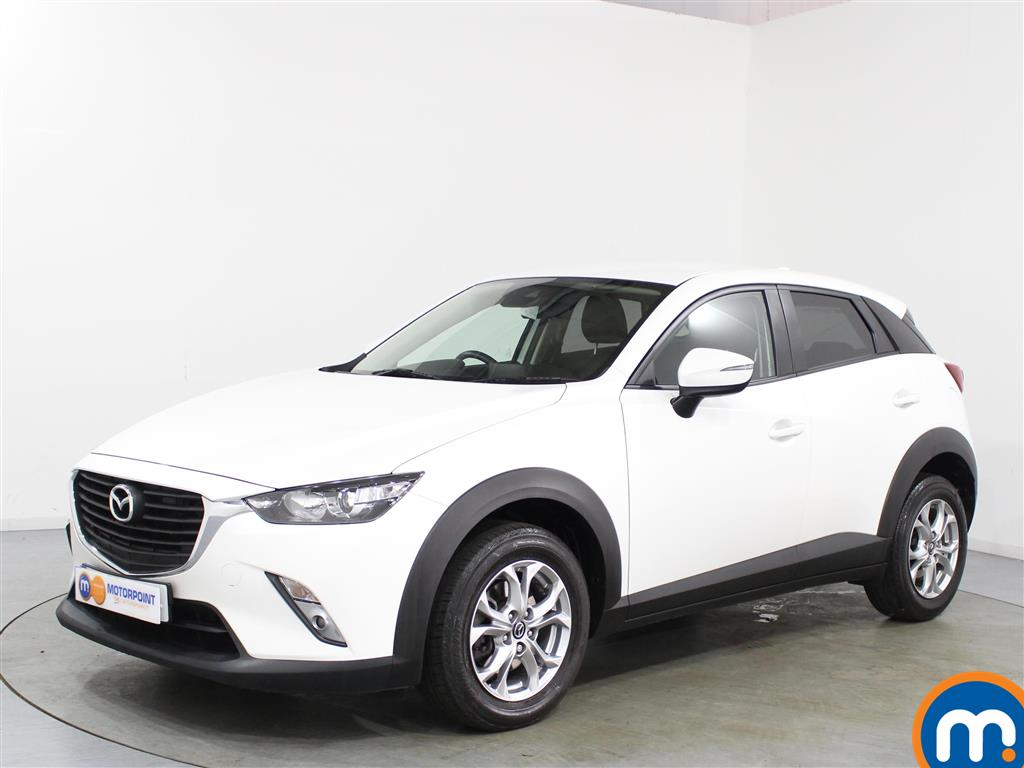 Mazda Cx-3 SE-L Nav - Stock Number (1030918) - Passenger side front corner