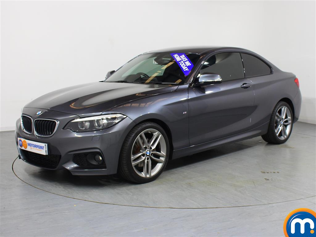 BMW 2 Series M Sport - Stock Number 1032489 Passenger side front corner